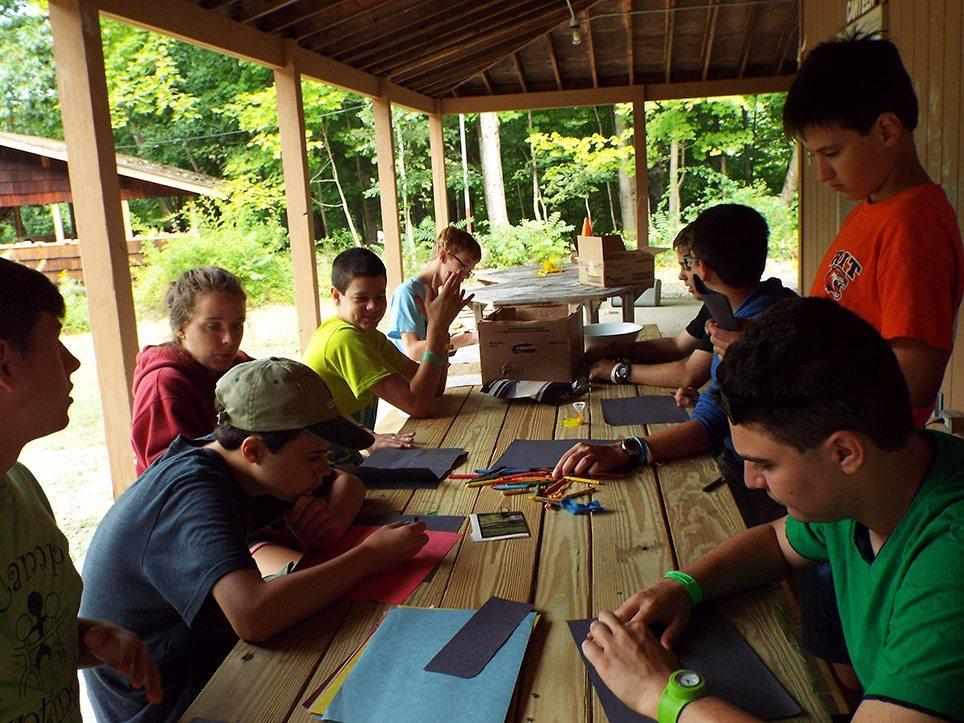 Camp Week 1